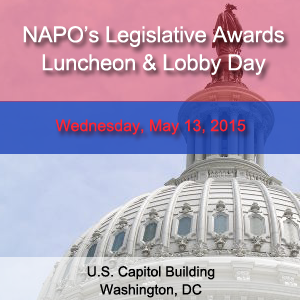 NAPO's Legislative Awards Luncheon & Lobby Day