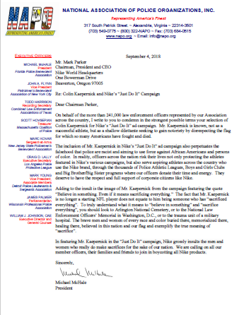 view pdf of napos letter