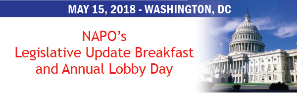 NAPO's Legislative Update Breakfast and Annual Lobby Day