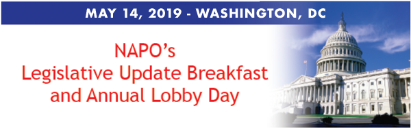 NAPO's Annual Lobby Day & Legislative Awards Luncheon