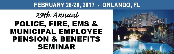 2017 Pension & Benefits Seminar
