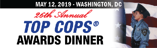 2019 Top Cops Awards Dinner