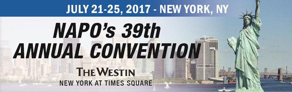 NAPO's 39th Annual Convention
